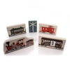 Cats Meow Village Fj Express Set / 5 Keepsake