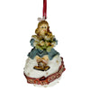 Boyds Bears Resin Amy & Sam Babys First Christmas Resin Ornament