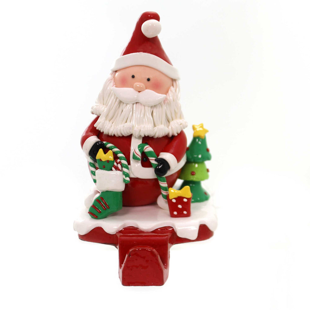 Christmas Claydough Stocking Holder Stocking Holder