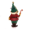 Jim Shore Winter Wonderland Santa Gnome Resin Ornament