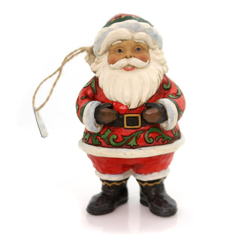 Jim Shore By Golly Be Jolly Christmas Figurine 33981