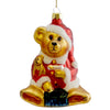 Boyds Bears Resin S C Santa Glass Ornament Glass Ornament
