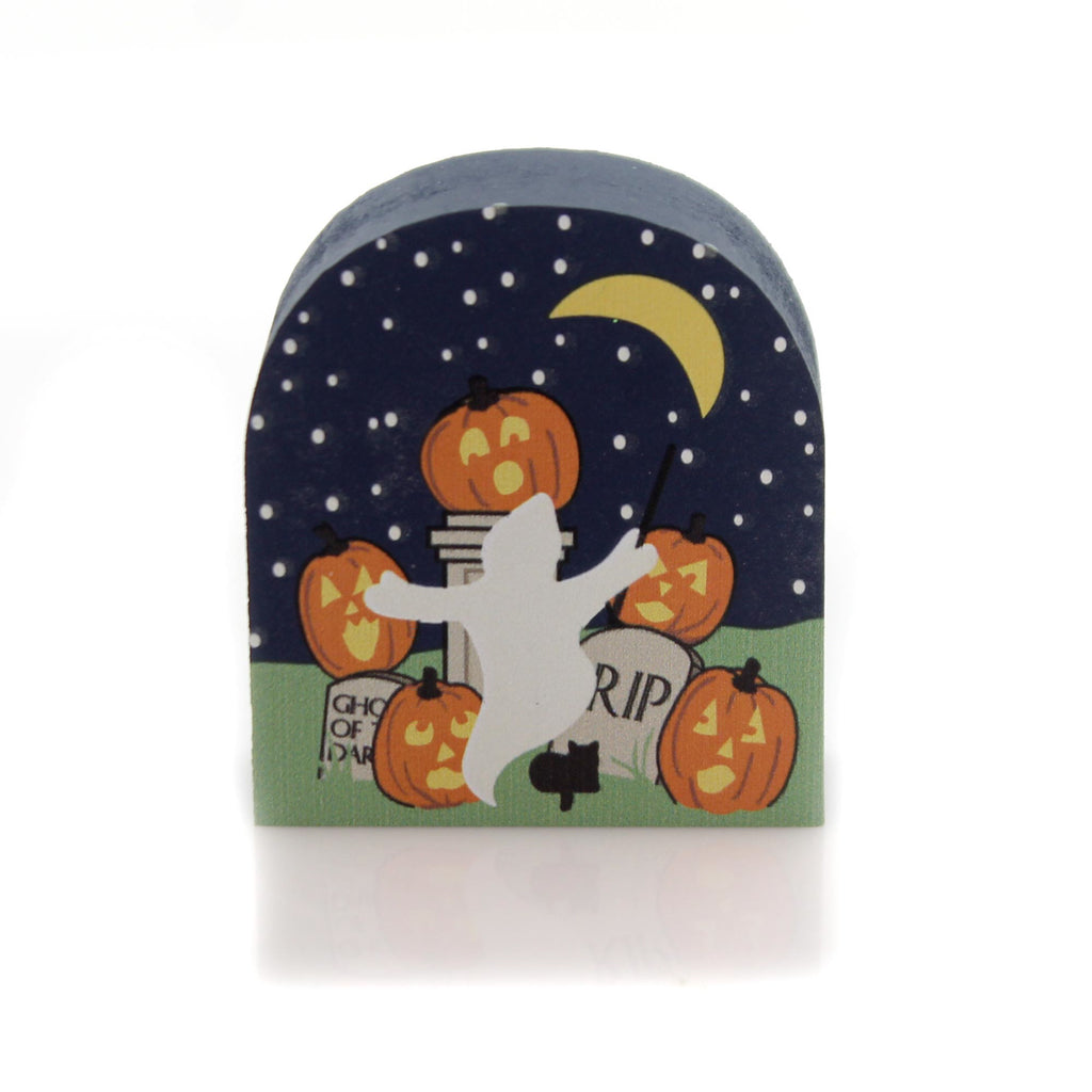 Cats Meow Village Graveyard Choir Keepsake