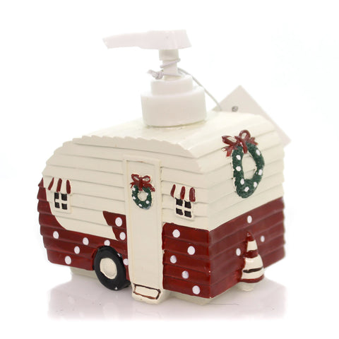 Kitchen CHRISTMAS VACATION DISPENSER Polyresin Christmas Camper 871620 34948