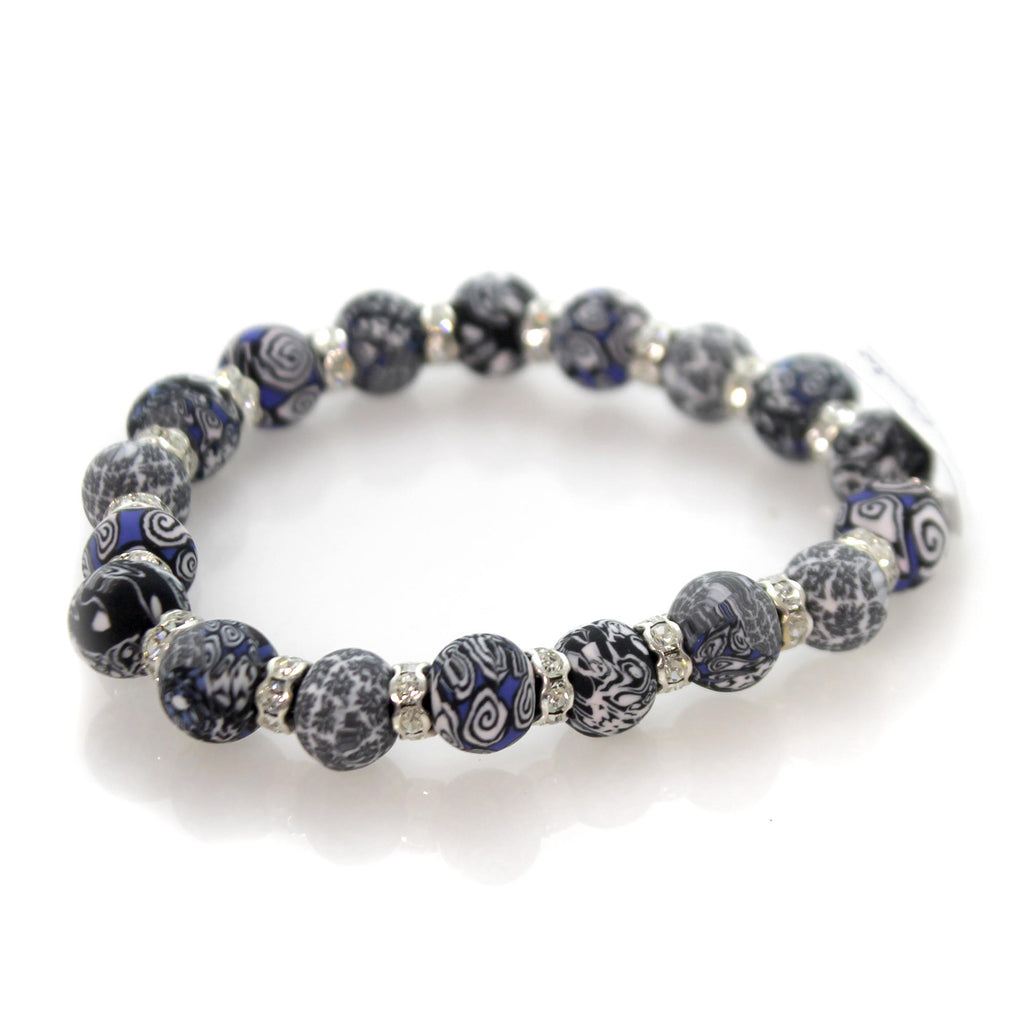 Jewelry Black Tie Affair Crystal Bracelet Bracelet