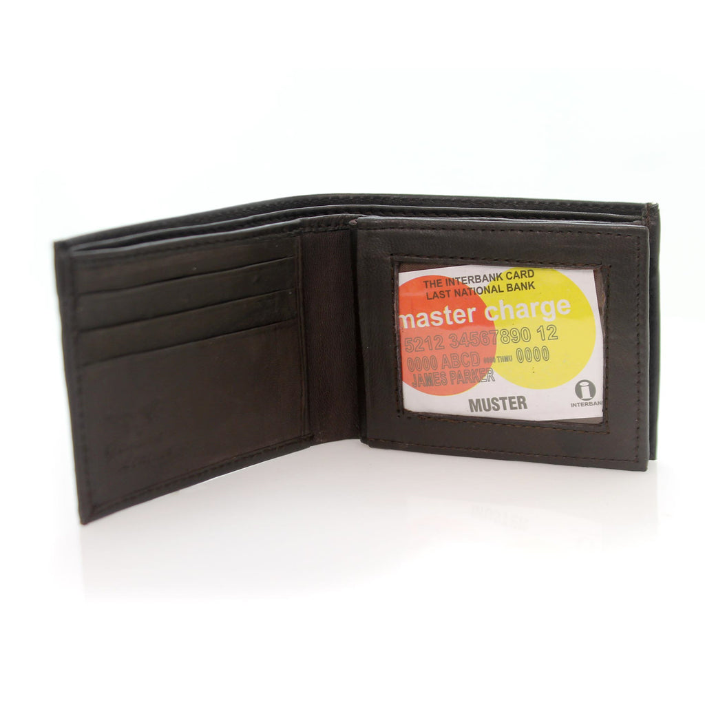Bi-Fold Wallet Apparel