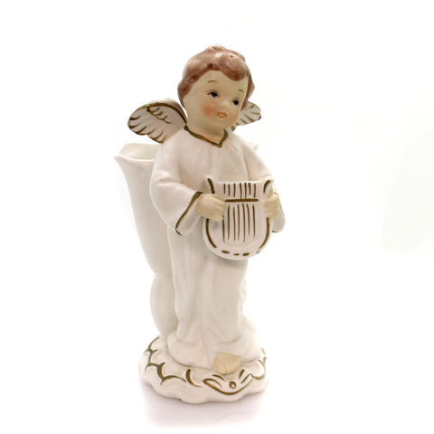 Christmas Napco Choir Boy Planter Christmas Figurine 35698