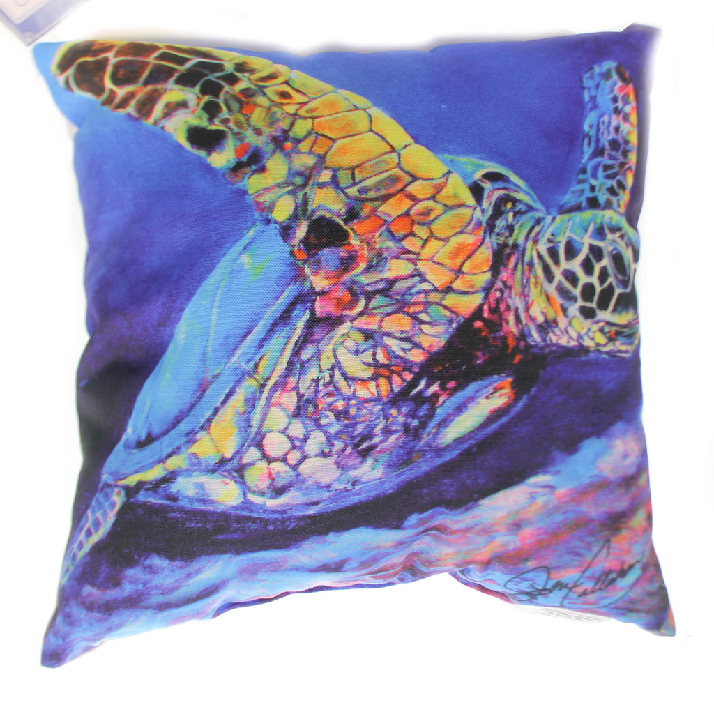 Home & Garden Seaturtle Ascending Pillow Accent Pillow