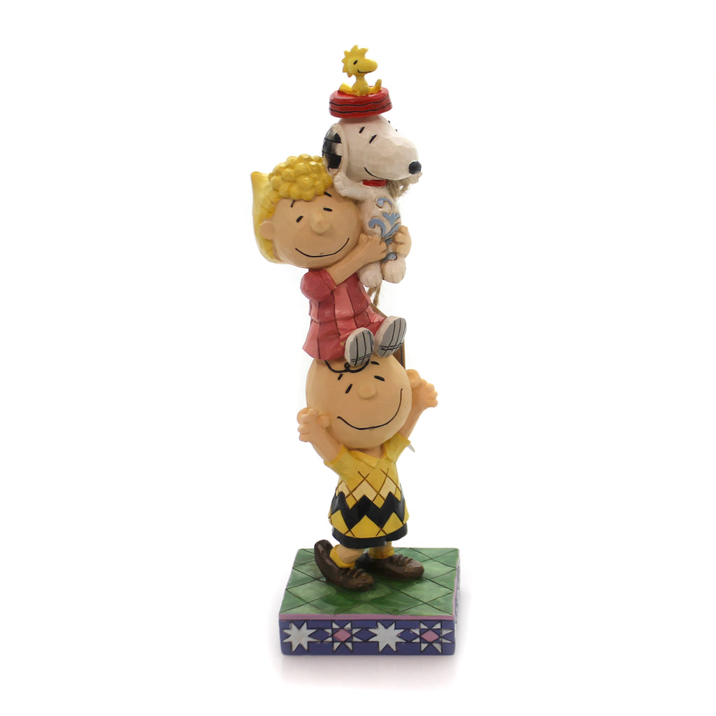 Jim Shore You Lift Me Up Figurine