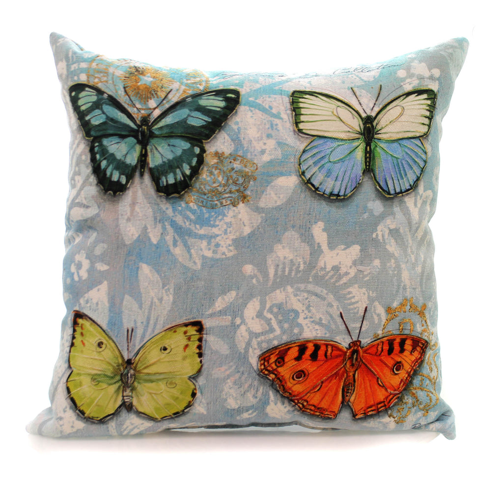 Home & Garden Papillion Pillow Accent Pillow