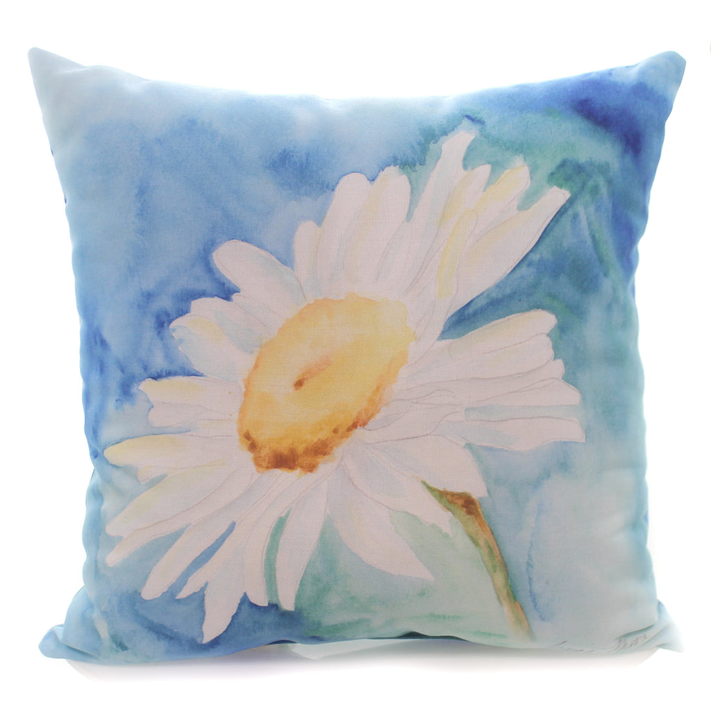 Home & Garden Daisy Sunshine Pillow Accent Pillow