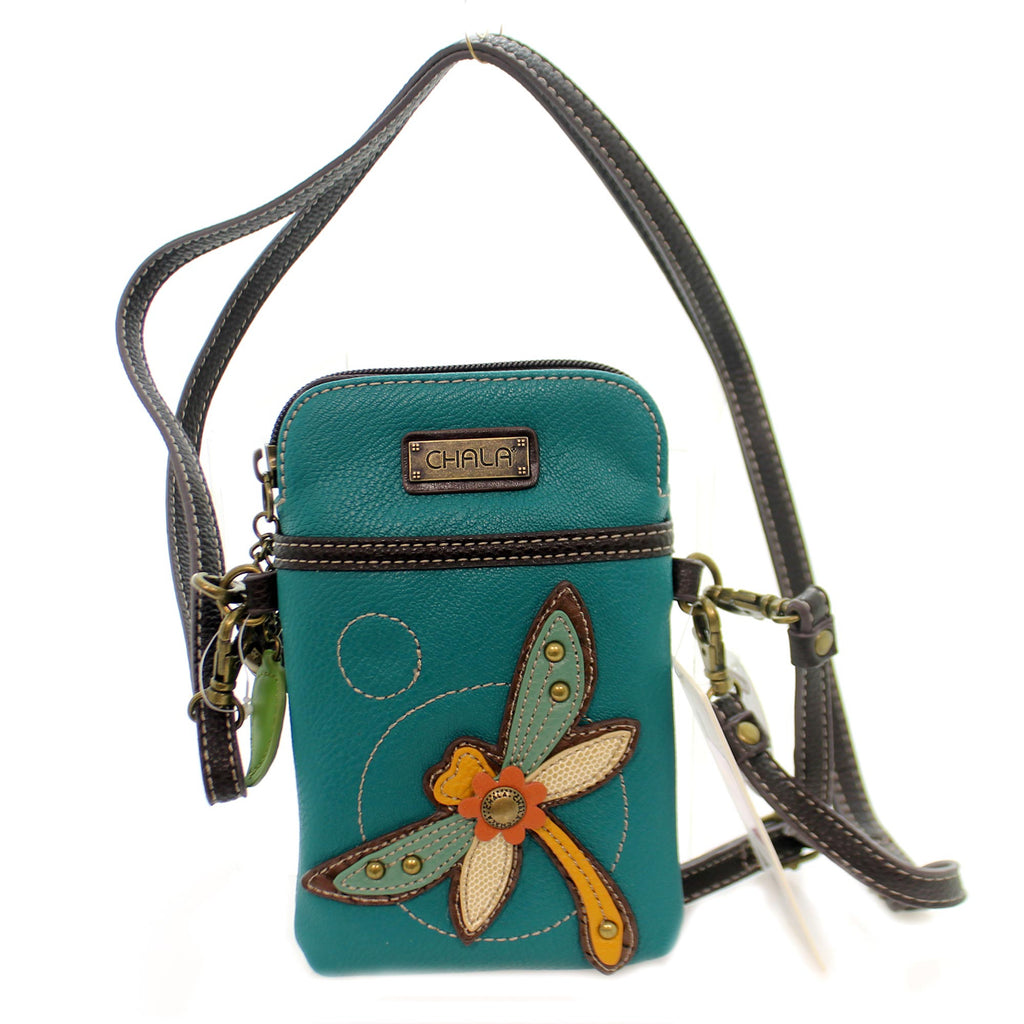 Handbags Dragonfly Cell Phone Xbody Handbag / Tote