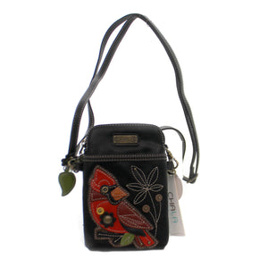 Handbags Cardinal Cell Phone Xbody Handbag / Tote