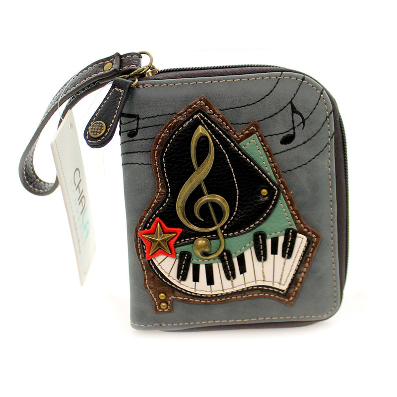Handbags Piano Zip Around Wallet Handbag / Tote