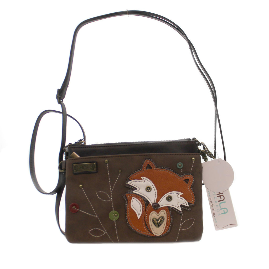 Handbags Fox Mini Crossbody Handbag / Tote