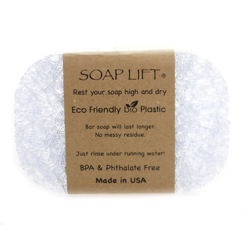 Home & Garden SOAP LIFT Plastic No More Soapy Mess Slift Crystal 36565