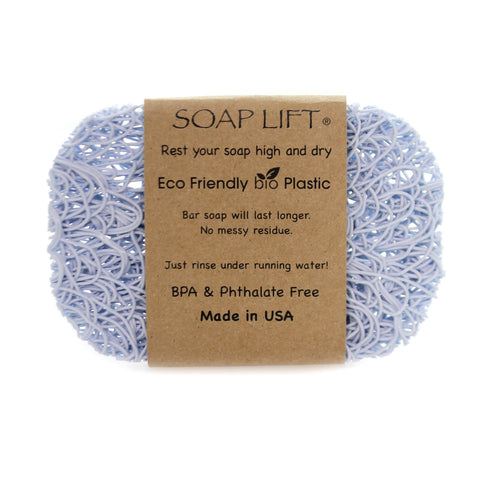 Home & Garden SOAP LIFT Plastic No More Soapy Mess Slift Seaside Blue 36571