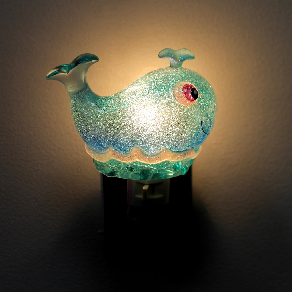 Child Related Whale Night Light Night Light