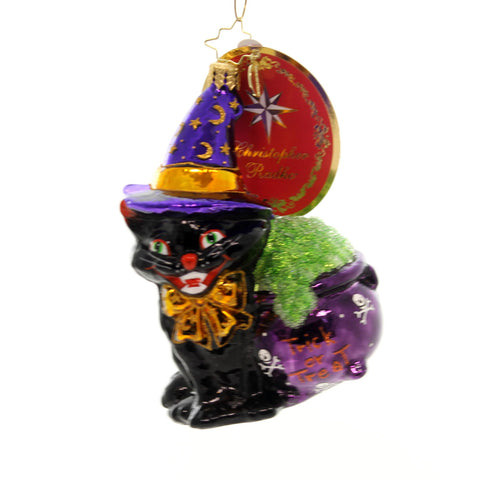 Christopher Radko Decorated Shapes Glass Ornament
