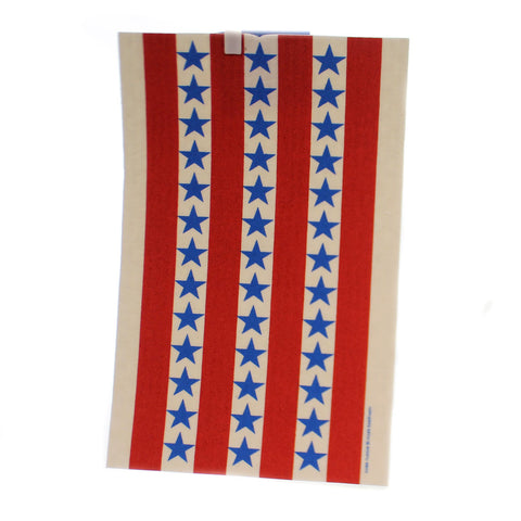 Swedish Dish Cloth STARS & STRIPES Fabric Swedish Dishcloth 21852 36711