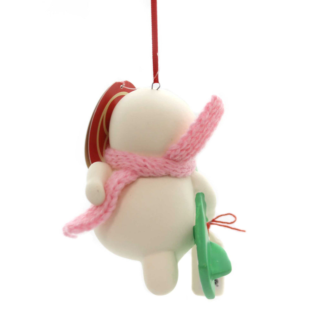 Holiday Ornaments EPIC ADVENTURE SNOWPINION Porcelain Department 56 6000926