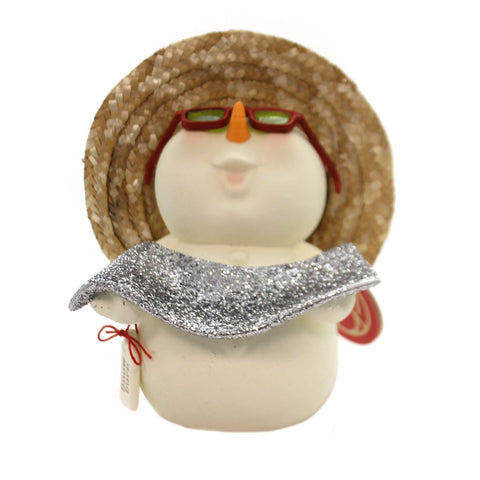 Christmas SNOW BURN SNOWPINION Porcelain Department 56 6000924 37275