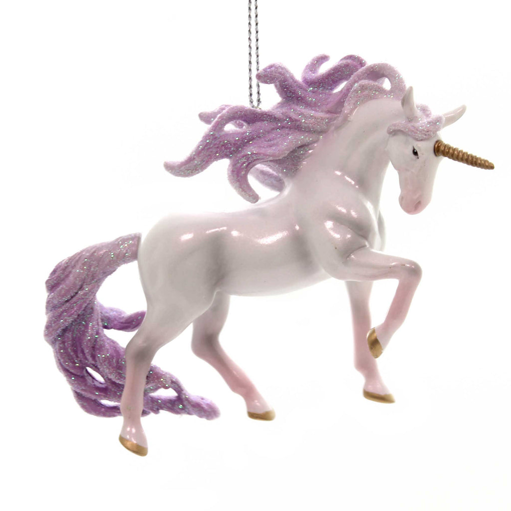 Trail Of Painted Ponies UNICORN MAGIC ORNAMENT Polyresin Horse 6001103