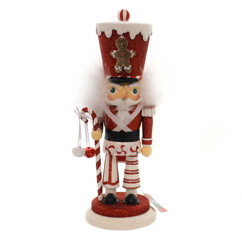Christmas HOLLYWOOD GINGERBREAD SOLDIER Wood Nutcracker Ha0324a 37466