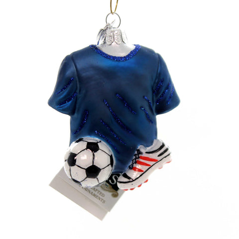 Noble Gems SOCCER OUTFIT Glass Shirt Shoe Ball Nb1336 37498