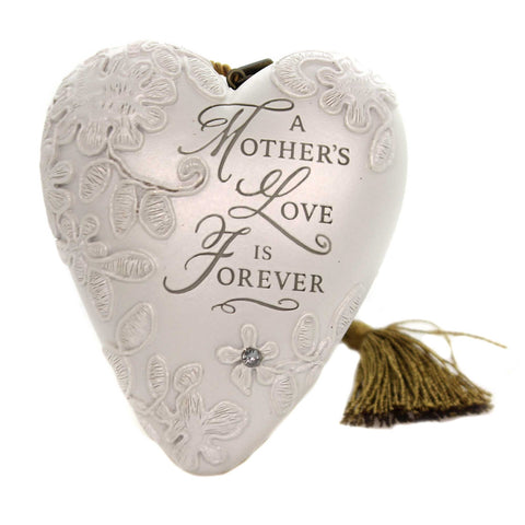 Home Decor A MOTHER'S LOVE ART HEART Polyresin Key Mothers Day 1003480219 37915