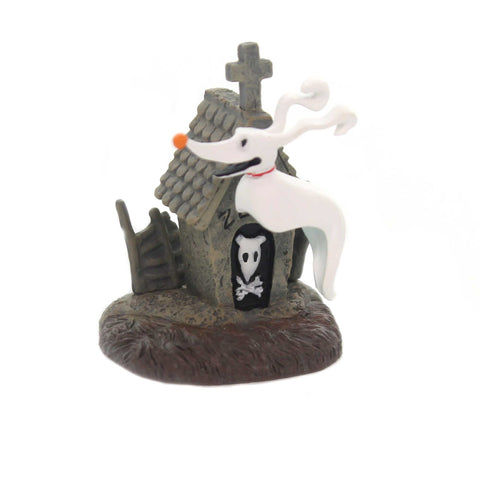 Department 56 Accessory ZERO & HIS DOG HOUSE Nightmare Before Christmas 6001203 37969
