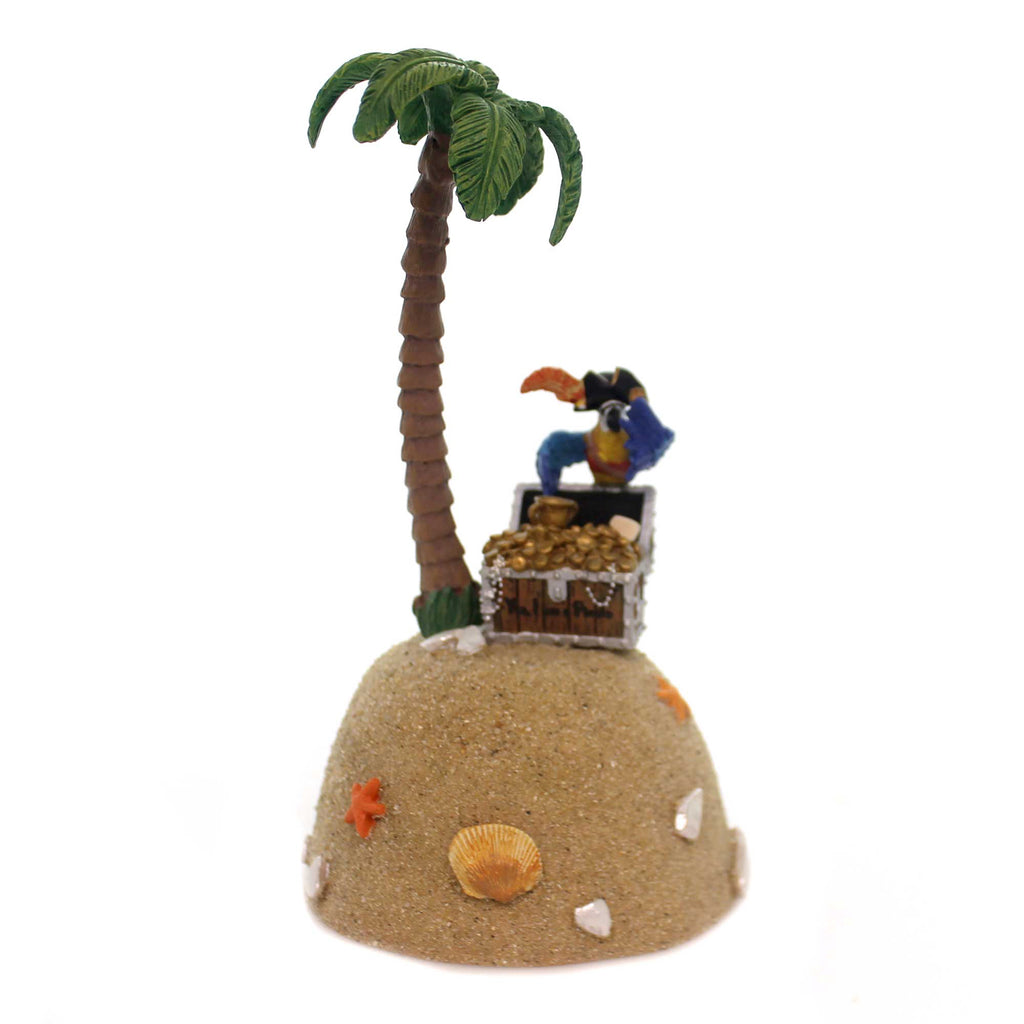Department 56 Accessory YES, I'M A PIRATE Margaritaville Chest Of Gold 6001211