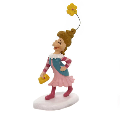 Department 56 Accessory HOLIDAY WHO DO Hair Style Grinch Dr. Seuss 4059424 38095