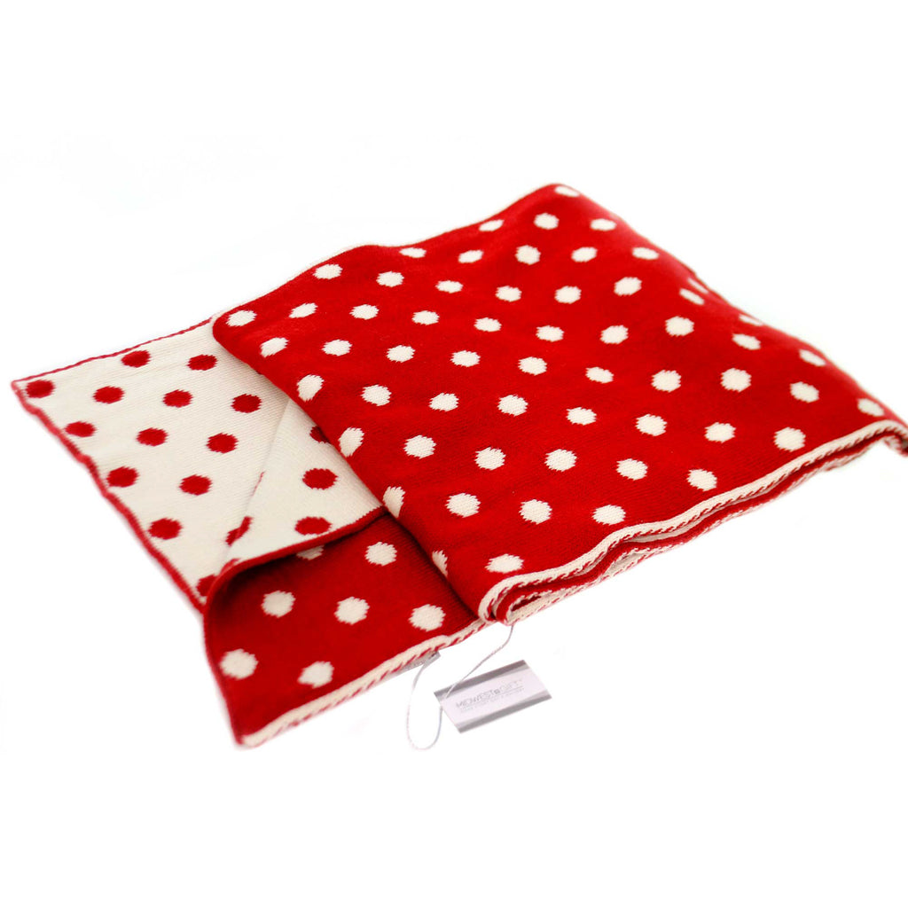 Apparel RED DOT SCARF Cotton Machine Wash 144464