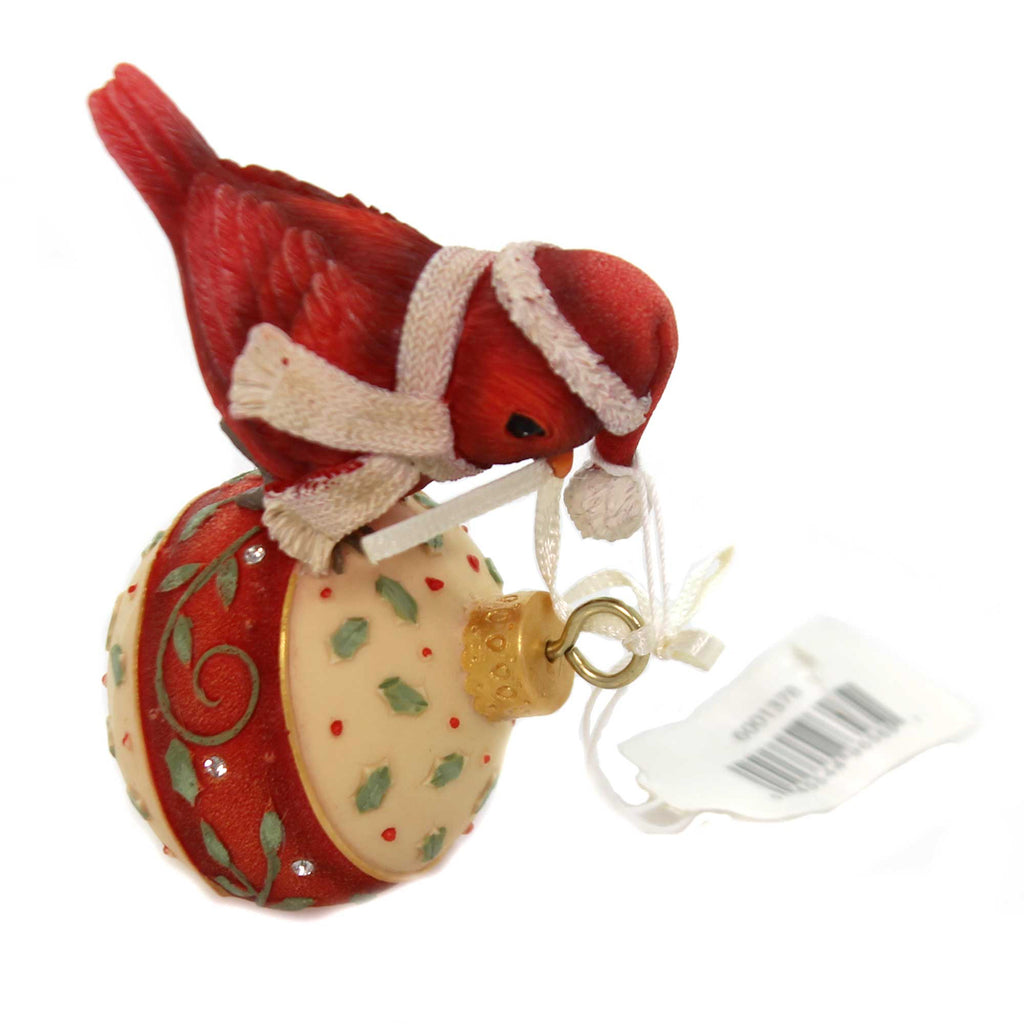 Christmas MERRY TWEETMAS Polyresin Heart Of Christmas 6001378