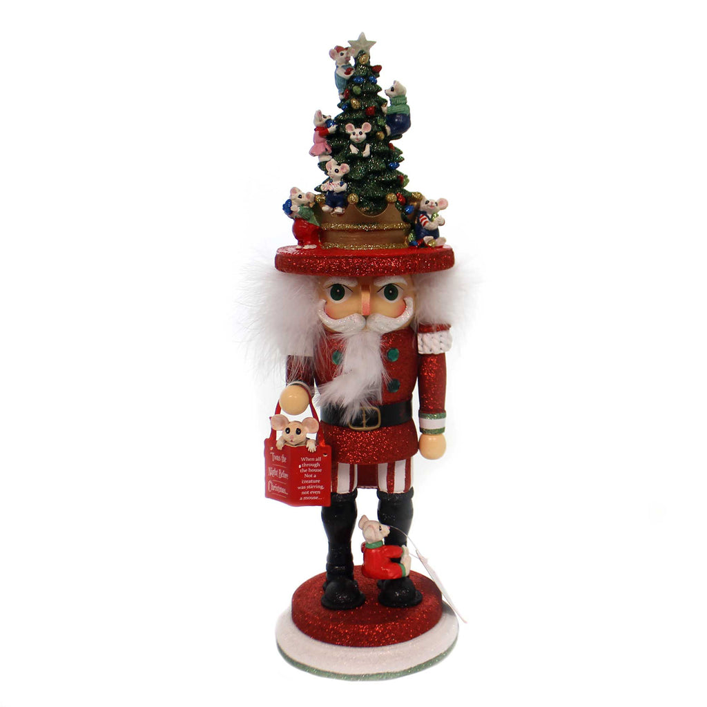 Christmas Nutcracker With Mice Friends Ha0390 - SBKGIFTS.com ...