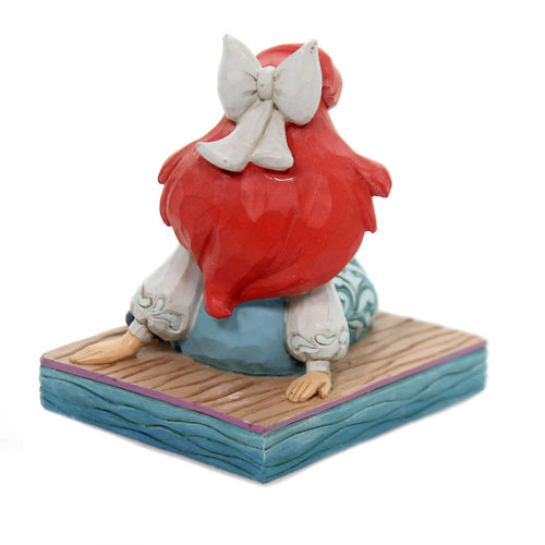 Jim Shore BE BOLD Polyresin Ariel Disney Traditions 6001277