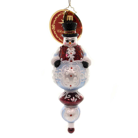 Christopher Radko LITTLE PEN Glass Penguin Bird 970120