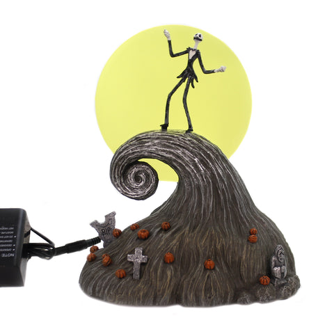 Department 56 Accessory JACK ON SPIRAL HILL Polyresin 25 Years 6002299 39094