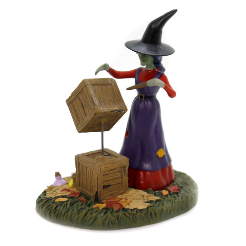 Department 56 Accessory MOVING WITH MAGIC Polyresin Halloween 6002303 39228
