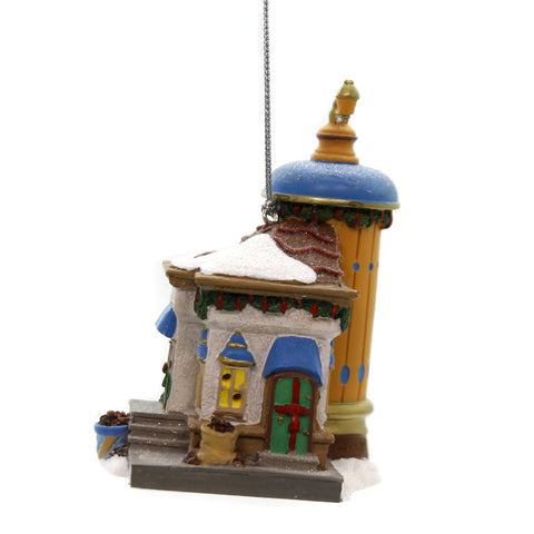 Holiday Ornaments NUTMEG NOOK Polyresin North Pole Department 56 6002253 39233