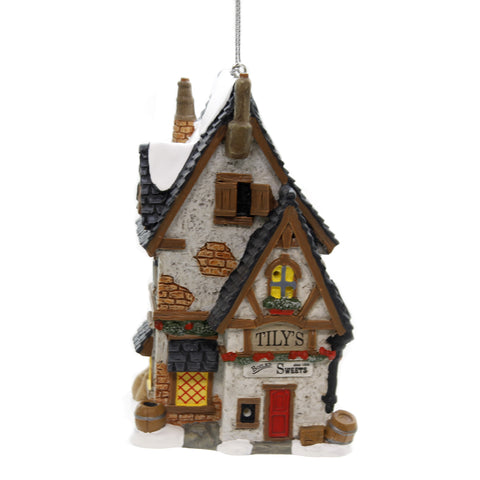 Holiday Ornaments TILY'S BOILED SWEETS' Dickens Village Department 56 6002257 39237