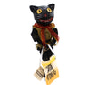 Joe Spencer PATIENCE VINTAGE CAT Halloween Primitive Trick Treat Fgs73334