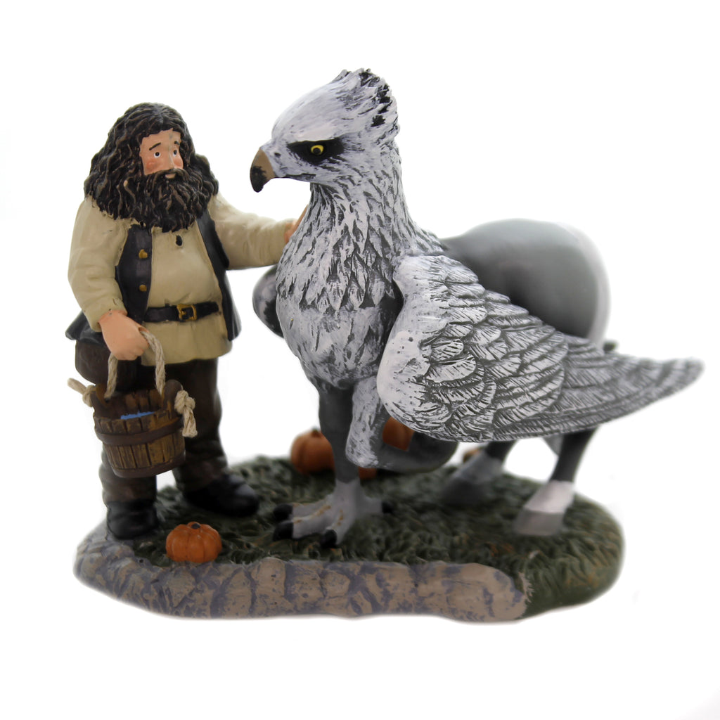 Department 56 Accessory A PROUD HIPPOGRIFF, INDEED Harry Potter 6002315