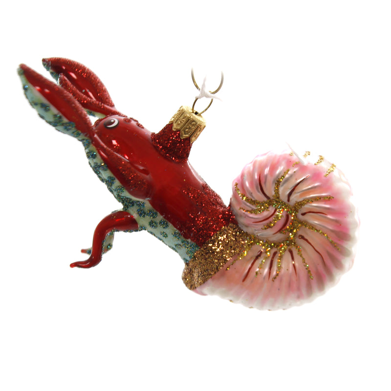 Morawski CRAYFISH Glass Poland 11384