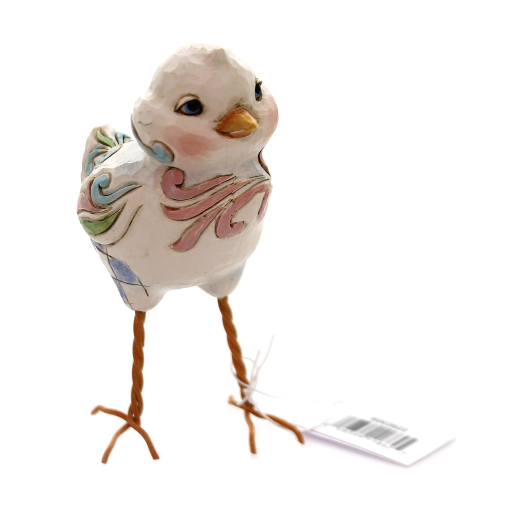 Jim Shore STANDING CHICK MINI Polyresin Easter 6003622