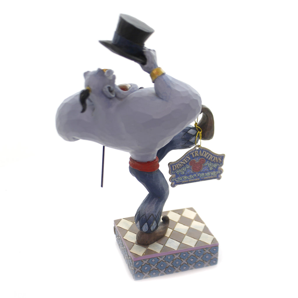 Jim Shore BORN SHOWMAN Polyresin Genie Aladdin 6001271