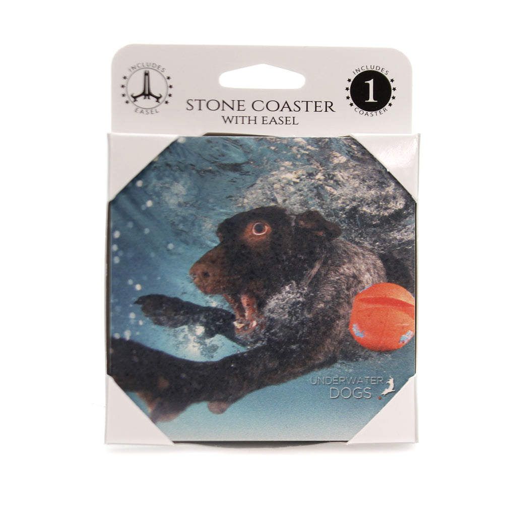 Animal GERMAN SHORTHAIRED POINTER Stone Stone Coater Easel 58603
