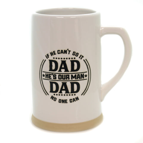 Tabletop DAD DAD STEIN Ceramic Father's Day 3005051408 40116
