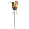 Home & Garden DIGGITY ROOSTER STAKE Metal Outdoor Decor Farm Animal 12211.